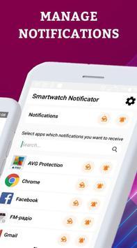 Smartwatch Notifier:sync le téléphone et la montre capture d'écran 3