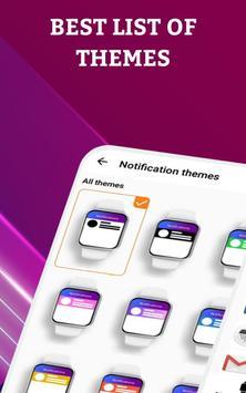 Smartwatch Notifier:sync le téléphone et la montre capture d'écran 10