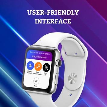 Smartwatch Notifier:sync le téléphone et la montre capture d'écran 30