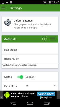 Mulching Calculator FREE screenshot 4