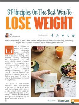 Smart Weight Loss screenshot 11