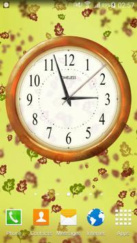 Retro Clock Widget screenshot 16