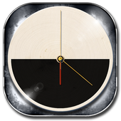 Stylish Clock Widget icon