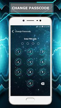 Fingerprint lock screen screenshot 15