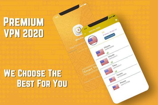 VPN Pro 2020 screenshot 3