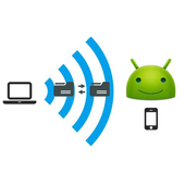 AirHandshaker-Wireless File Transfer Remote access icon
