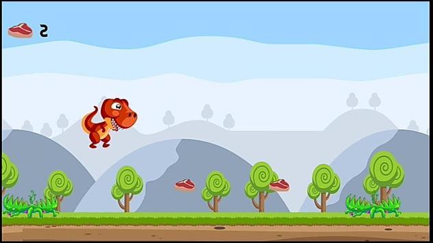 Little Dino poster