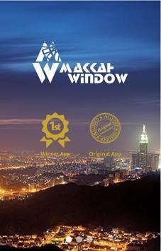 Makkah Window poster