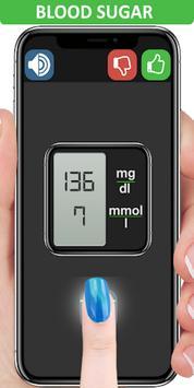 Blood Sugar Test Checker - Glucose Convert Tracker screenshot 2