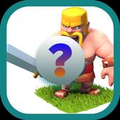 Clash Of Clans Mini Quiz New icon