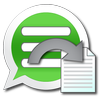 Icona Backup Text for Whats