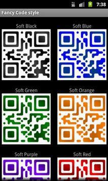 Fancy QR Code screenshot 2