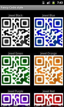 Fancy QR Code screenshot 3