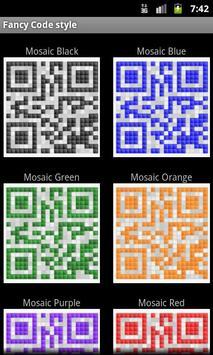 Fancy QR Code screenshot 5
