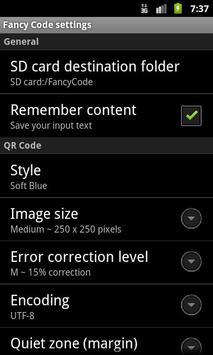 Fancy QR Code screenshot 7