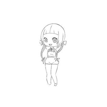 How to Draw Chibis Characters S screenshot 5
