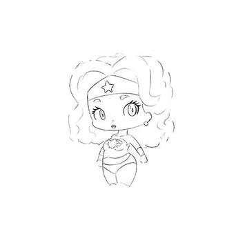 How to Draw Chibis Characters S screenshot 7