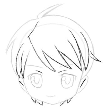 How to Draw Chibis Characters S screenshot 9