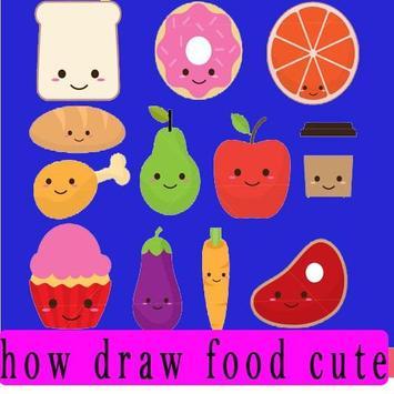 how to draw cute foods screenshot 13