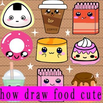 how to draw cute foods screenshot 1