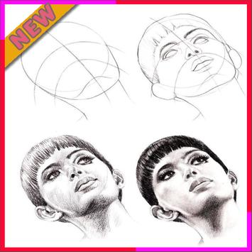 How to Draw Faces Characters SR screenshot 4