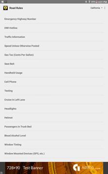 Road Rules-Free screenshot 5
