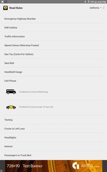 Road Rules-Free screenshot 6
