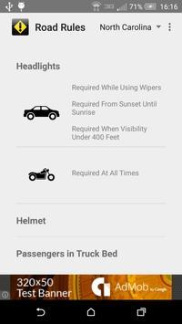 Road Rules-Free screenshot 1