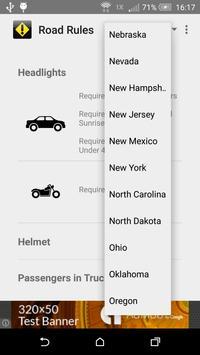 Road Rules-Free screenshot 2