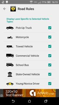 Road Rules-Free screenshot 3