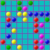color balls - free game makes you smarter. icon