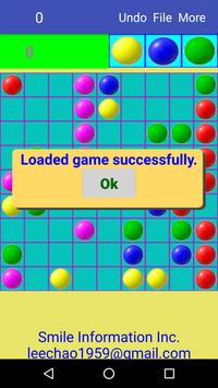 color balls - free game makes you smarter. screenshot 6
