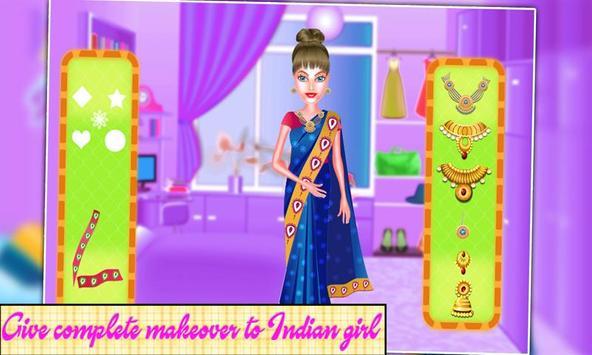 c61db4bda2 ... Indian Little Tailor Boutique – Wedding Dress Up screenshot 12 ...