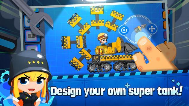 Super Tank Blitz poster