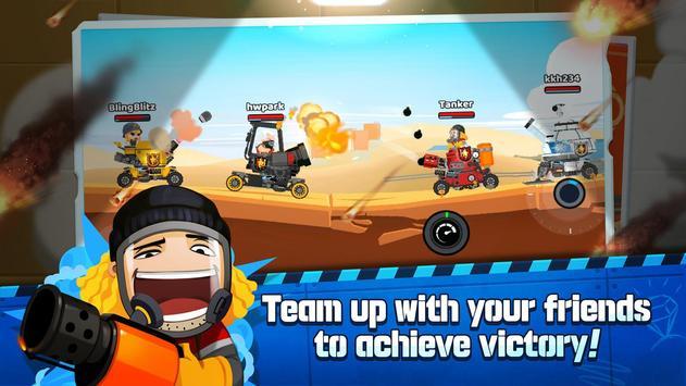 Super Tank Blitz screenshot 2