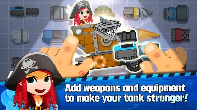 Super Tank Blitz screenshot 4