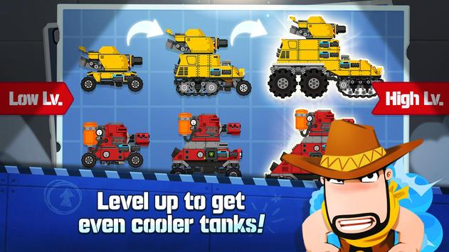 Super Tank Blitz screenshot 10