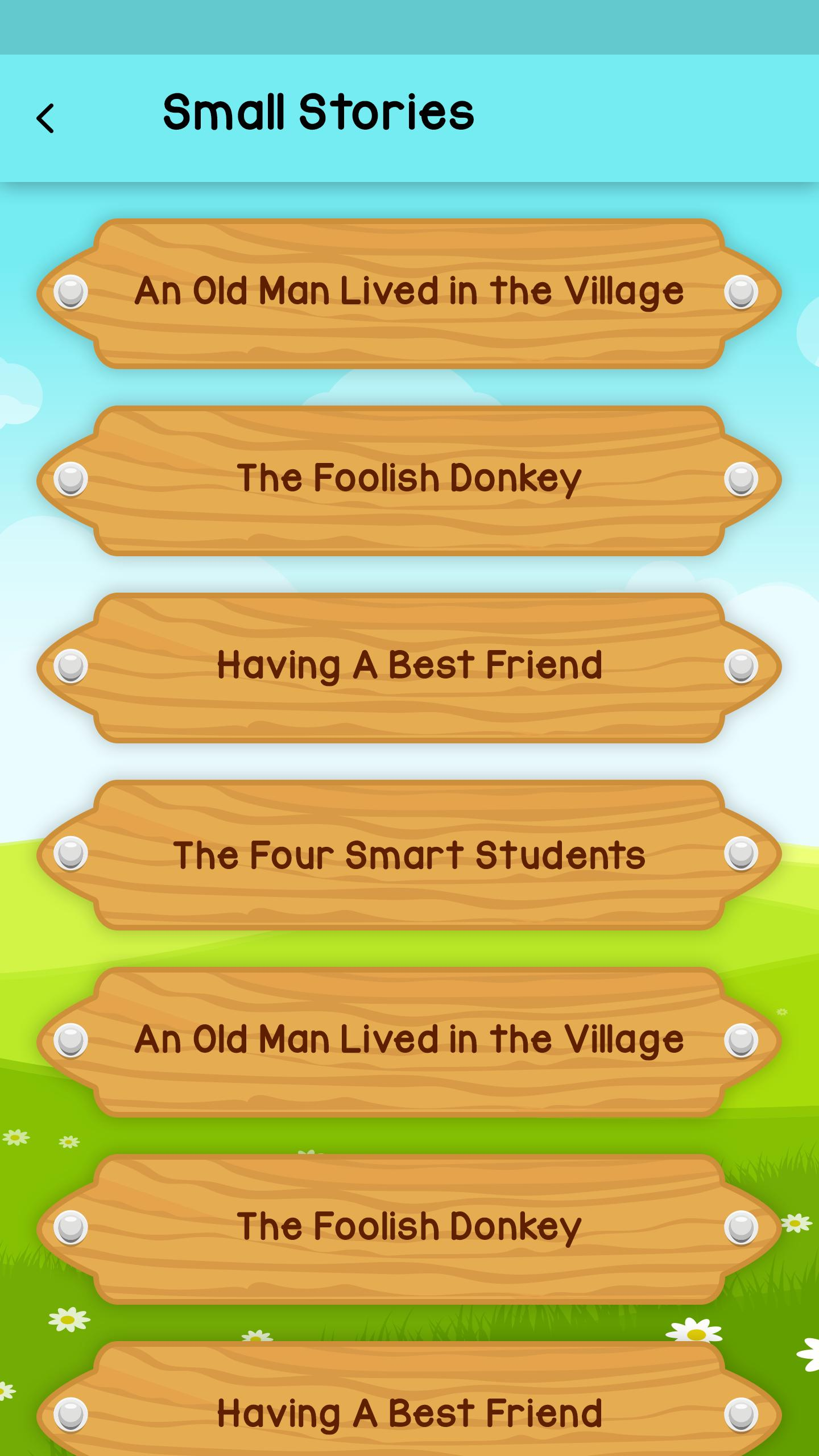 English Story: Best Stories for Kids for Android - APK Download