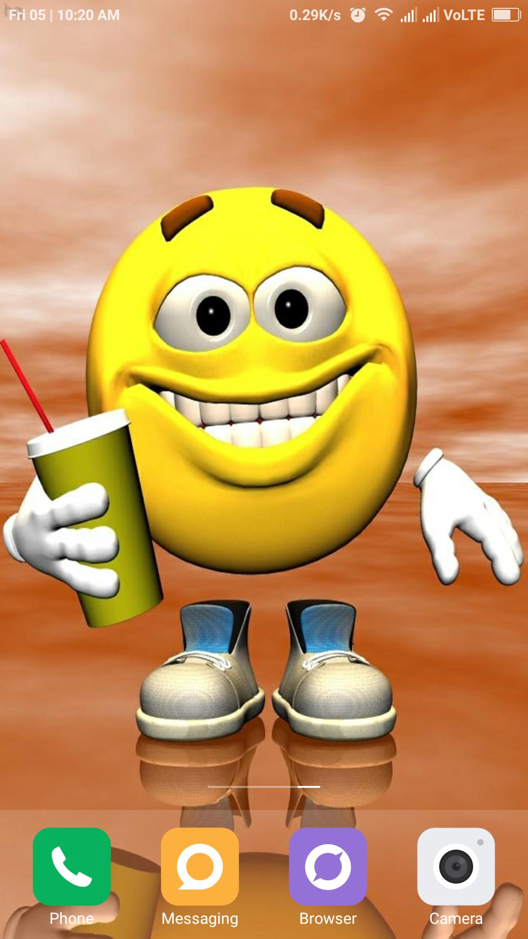 Smiley Wallpaper For Android Apk Download