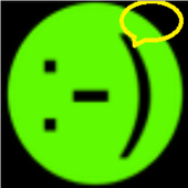 Smiley Emoji Meaning Speaker icon