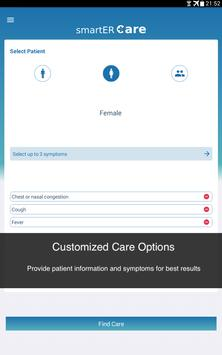 smartER Care screenshot 8