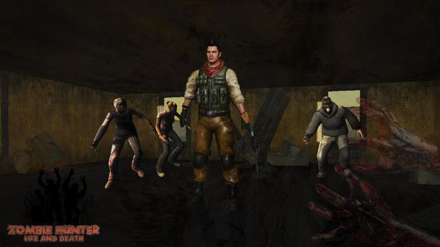 Zombi Hunter: Life and Death screenshot 10