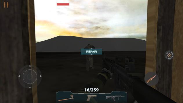 Zombi Hunter: Life and Death screenshot 3