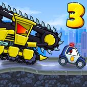 Car Eats Car 3: Racing Simulator - Fast Drive icon