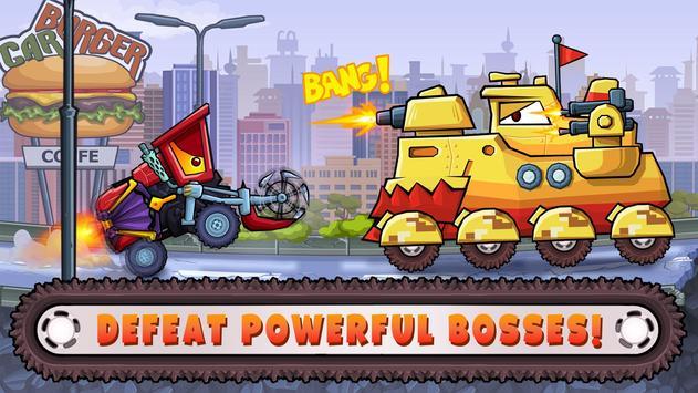 Car Eats Car 3: Racing Simulator - Fast Drive screenshot 16