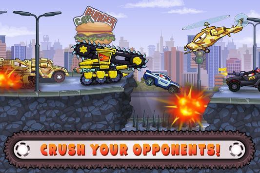 Car Eats Car 3: Racing Simulator - Fast Drive screenshot 3
