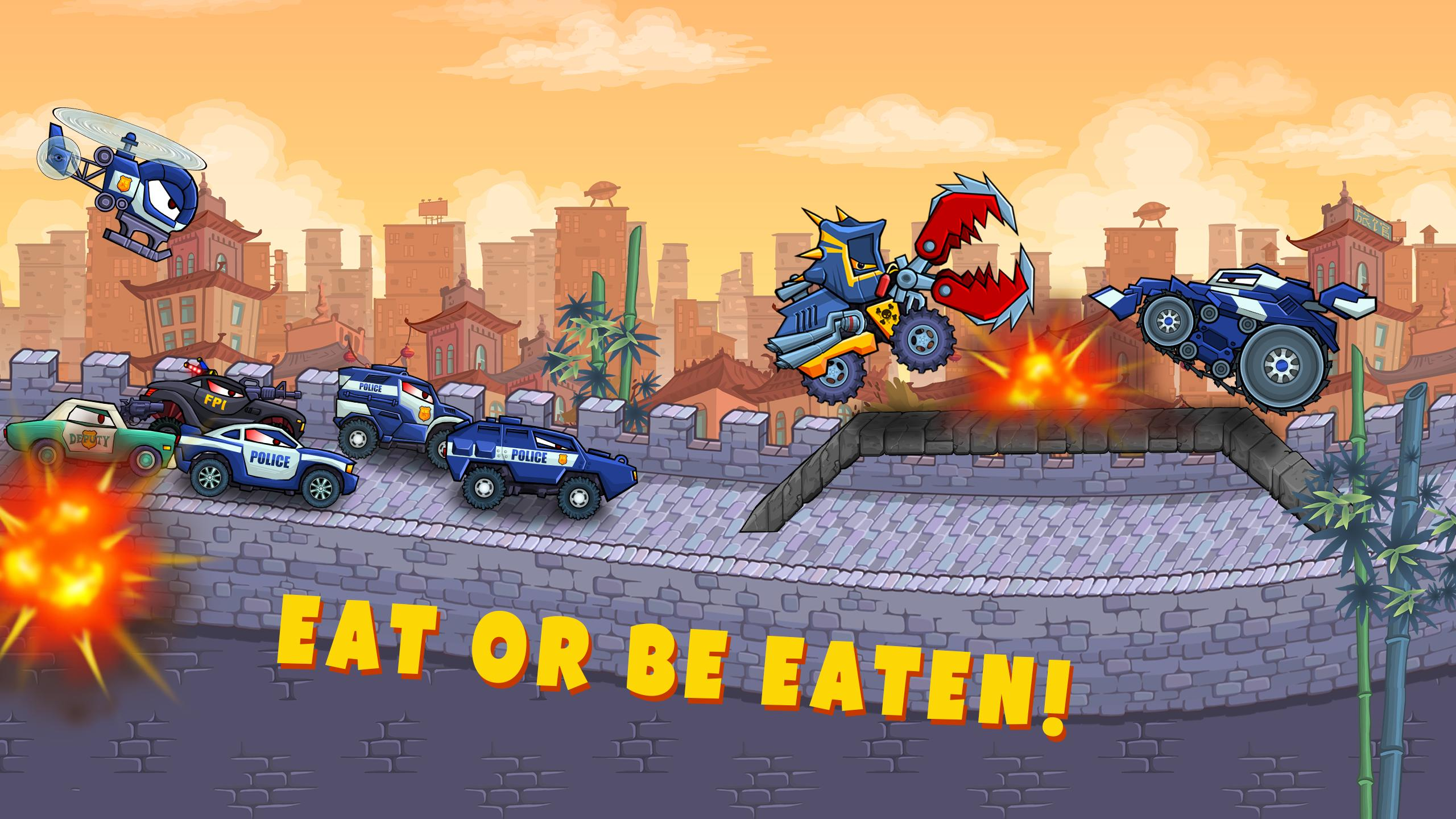 Car Eats Car 3 Racing Game For Android Apk Download