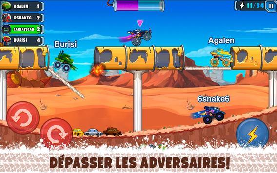 Car Eats Car Multiplayer Affiche