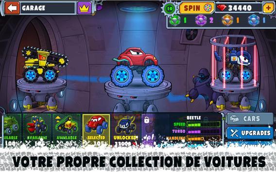 Car Eats Car Multiplayer capture d'écran 3