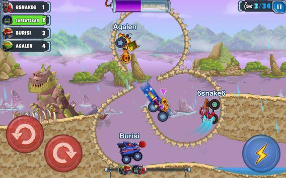 Car Eats Car Multiplayer capture d'écran 6